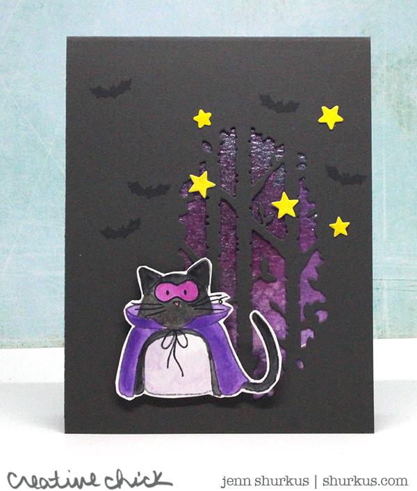 Simon Says Stamp Wednesday Challenge: Halloween Inspiration, featuring Simon Says Stamp   shurkus.com
