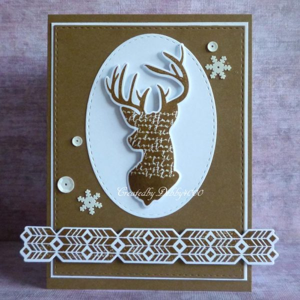 stag-heads