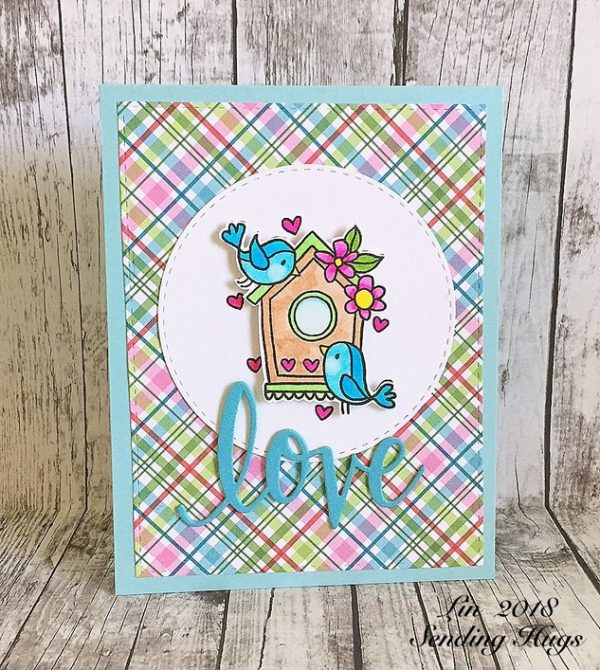 Simon Says Add A Die Cut Simon Wednesday Challenge Blog