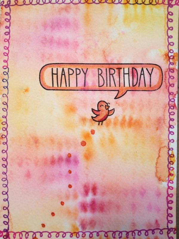 Christine Stamptember birthday