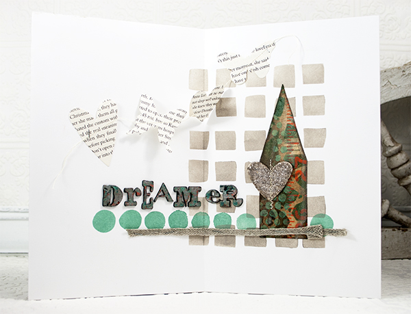 Shari Carroll Dreamer Journal