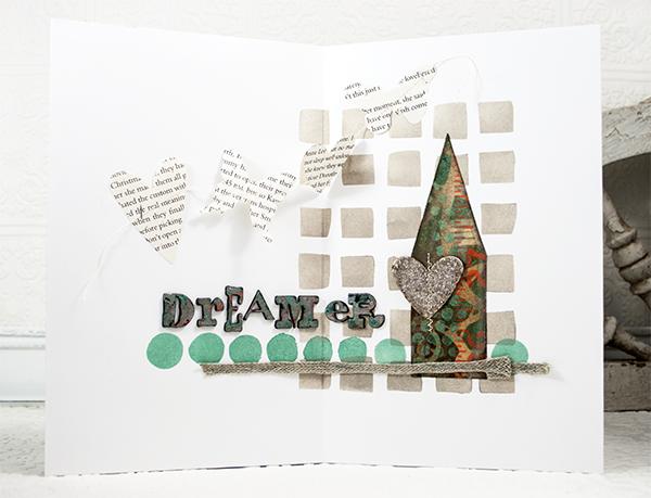 Shari Carroll Dreamer Journal