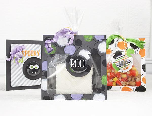Shari Carroll Halloween bags