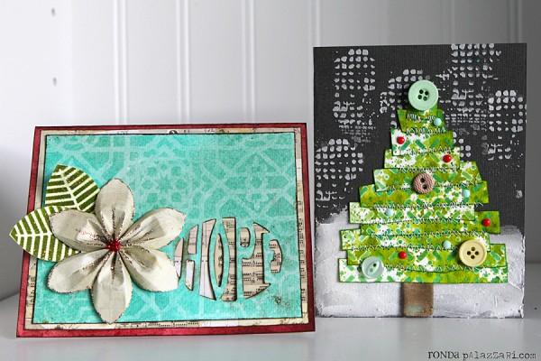 Ronda Palazzari Holiday Cards