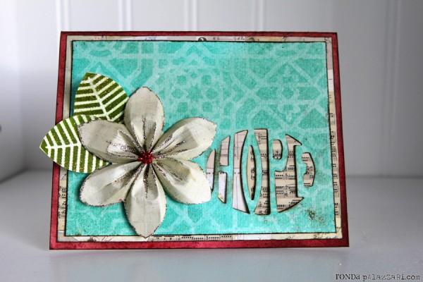 Ronda Palazzari Hope Card