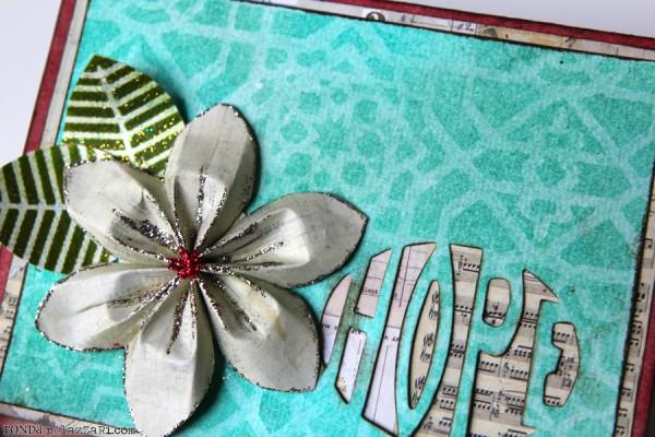 Ronda Palazzari Hope Card details