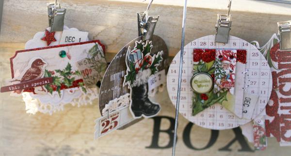 advent calendar details 2 by danni reid