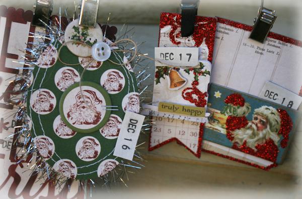 advent calendar details 4 by danni reid