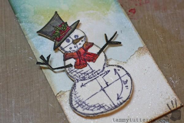 Tammy Tutterow Tutorial   Simon Says Die-cember Snowman 38