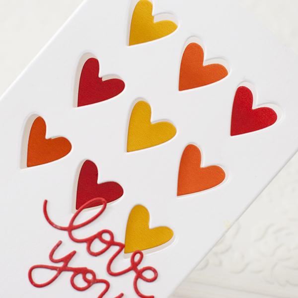 DIY Shari Carroll Love You D1