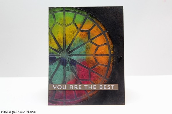 Ronda Palazzari The Best Card