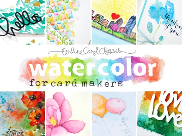 Watercolor Peek