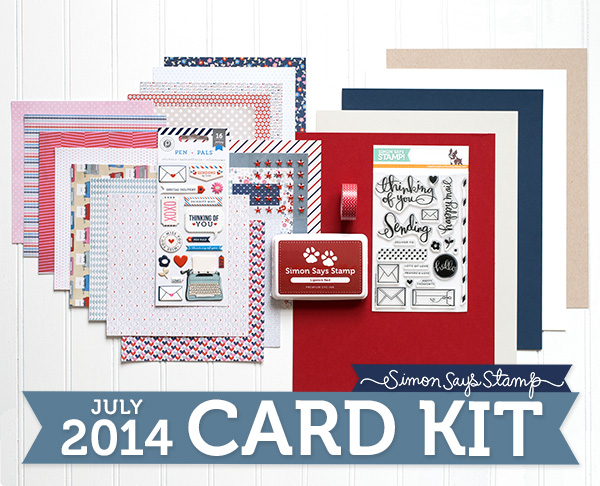 July 2014 Card Kit