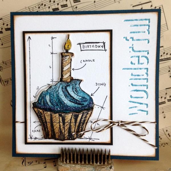 Blue Birthday #01