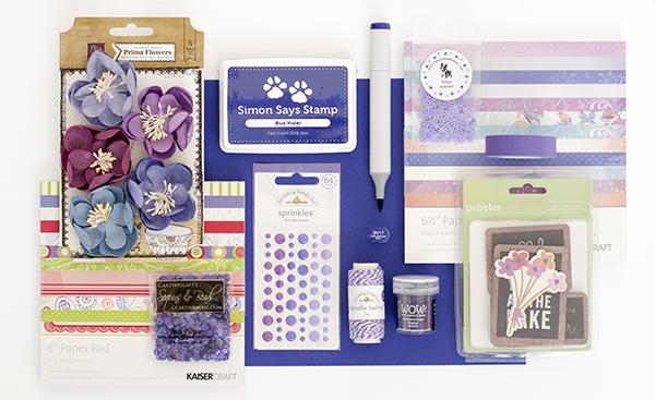 Blue Violet 600