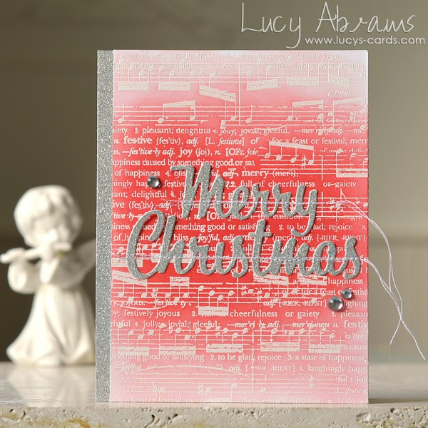 Musical Christmas by Lucy Abrams