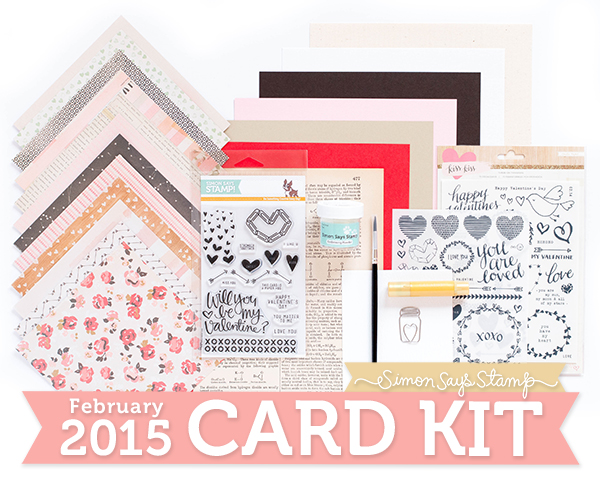Feb 2015 Card Kit 600