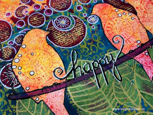 Happy art journal-Carabelle-BirgitKoopsen-detail1