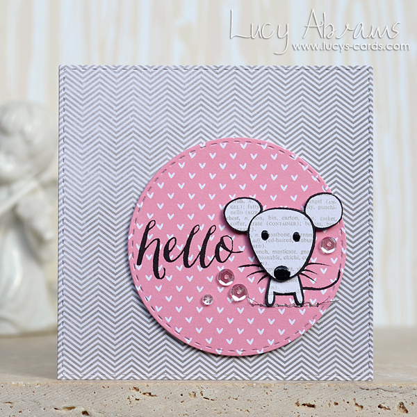 Hello by Lucy Abrams for SSS