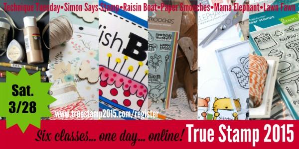 True Stamp 2015 Blog Button