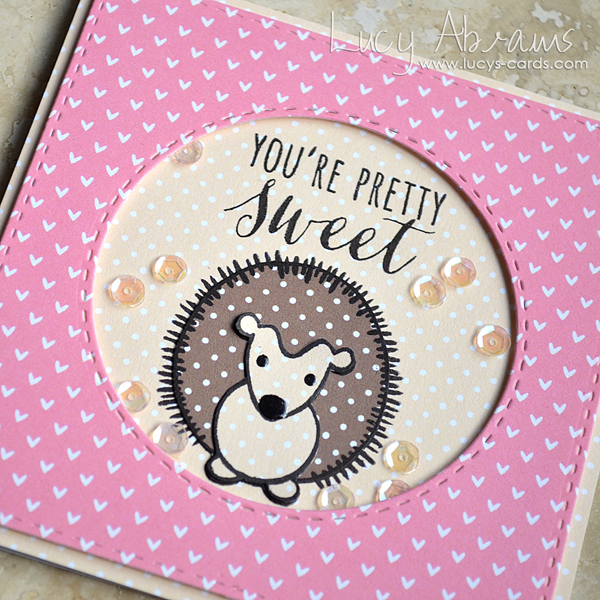 You're Pretty Sweet 2 by Lucy Abrams for SSS
