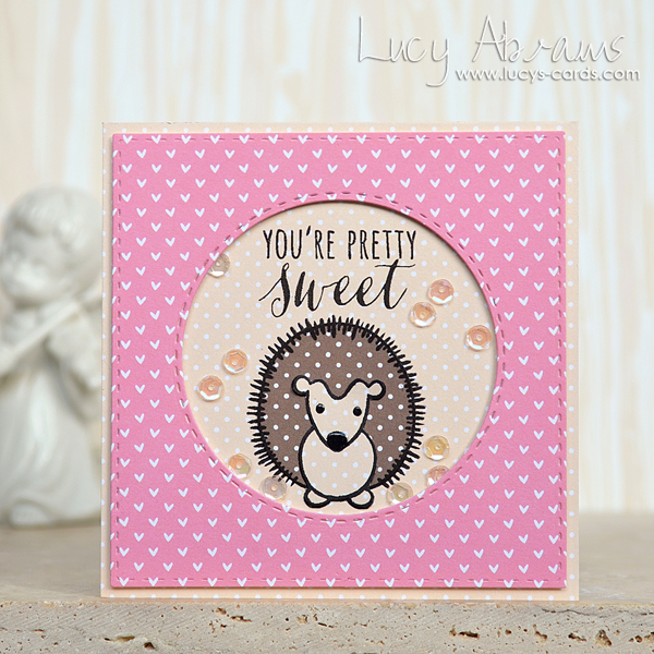 You're Pretty Sweet by Lucy Abrams for SSS