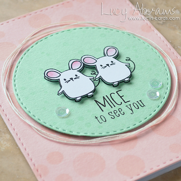 Mice to See You 2 for SSS by Lucy Abrams