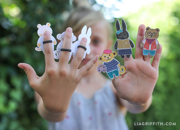 LiaGriffith_Finger_Puppets_Furry_Friends