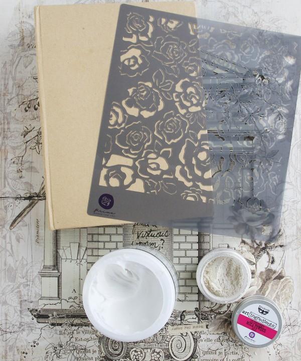 August journal supplies