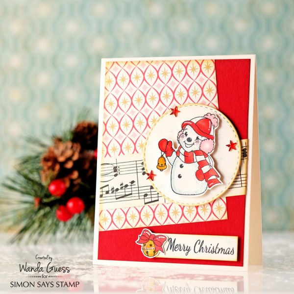 800x800 Holiday Card Kit Dec 2015 - Wanda Guess