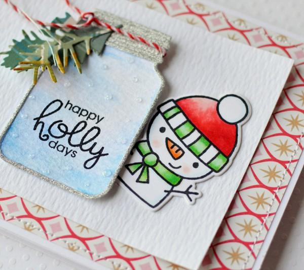Holly Christmas J. Olson 4