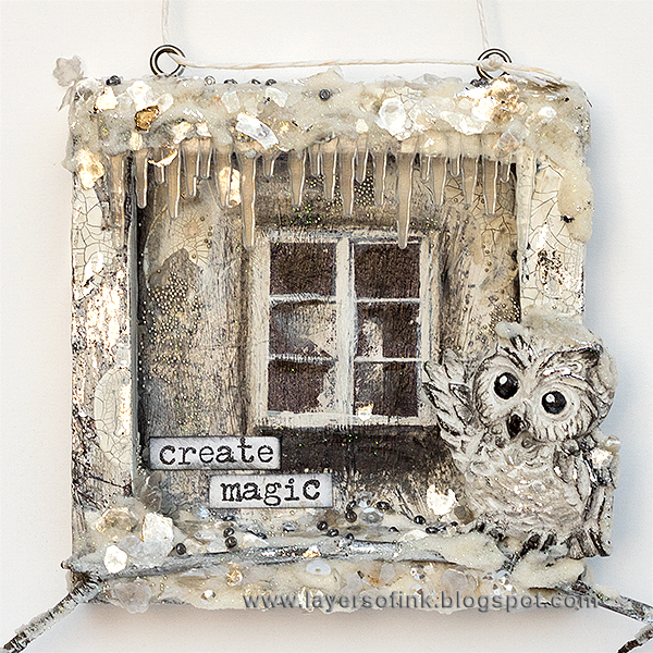 Owl-in-Winter-Window-Layers-of-ink