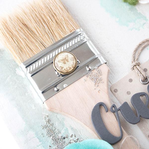 Shari Carroll Prima Brush detail 4
