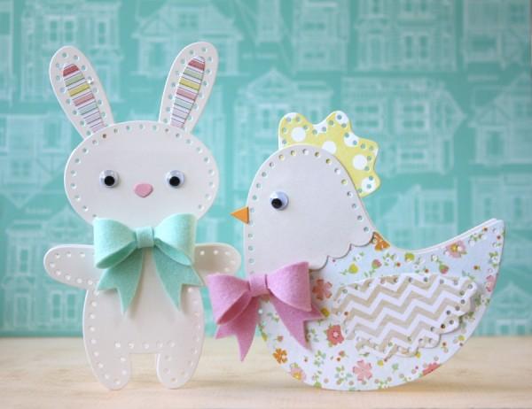 hen & bunny