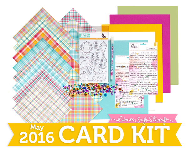 May 2016 Card Kit 600