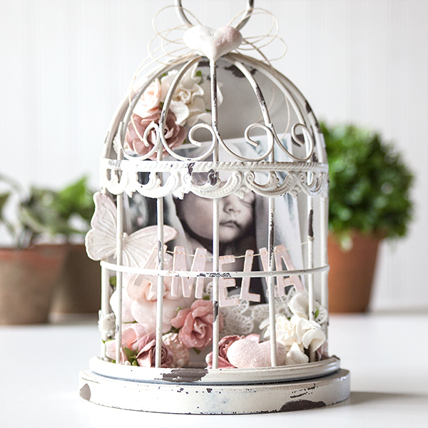 Shari Carroll Prima Bird Cage 1