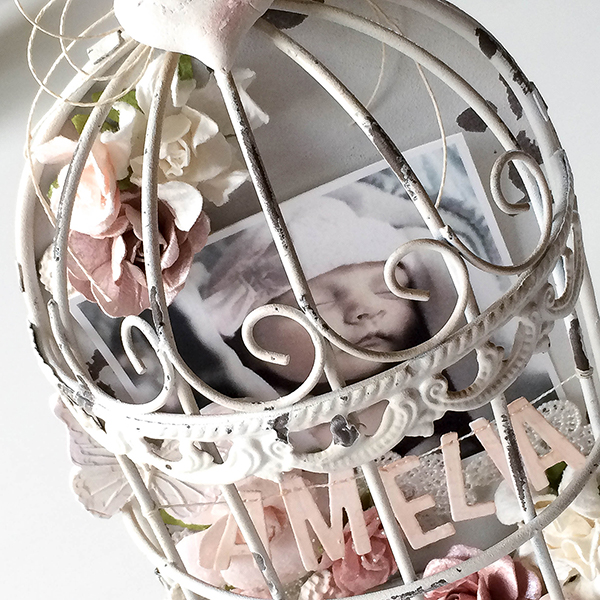 Shari Carroll Prima Bird Cage 2