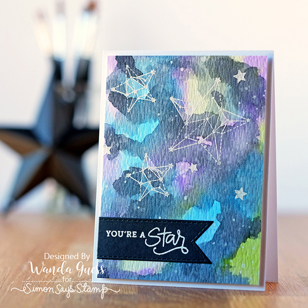 AUGUST 2016 CARD KIT - WANDA-2 WM 600
