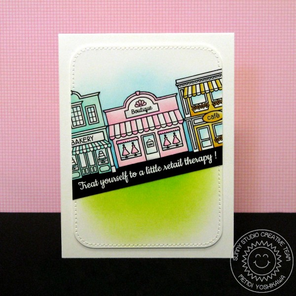 City Streets Retail Therapy Card-Instagram
