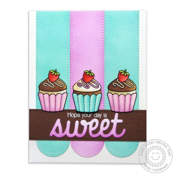 Sweet Shoppe Cupcake Card-Instagram