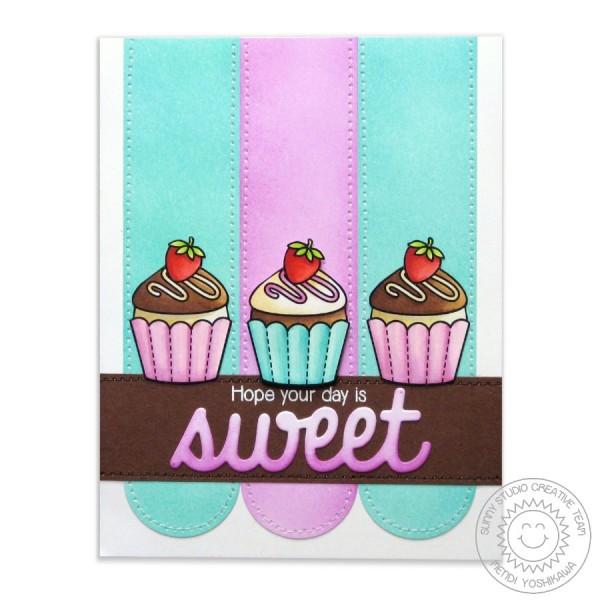 Sweet Shoppe Cupcake Card-Instagram