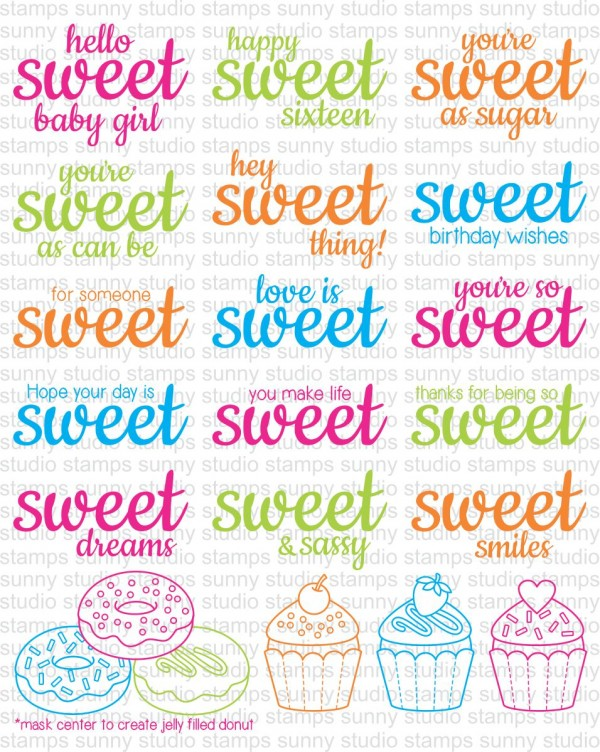Sweet Shoppe Examples