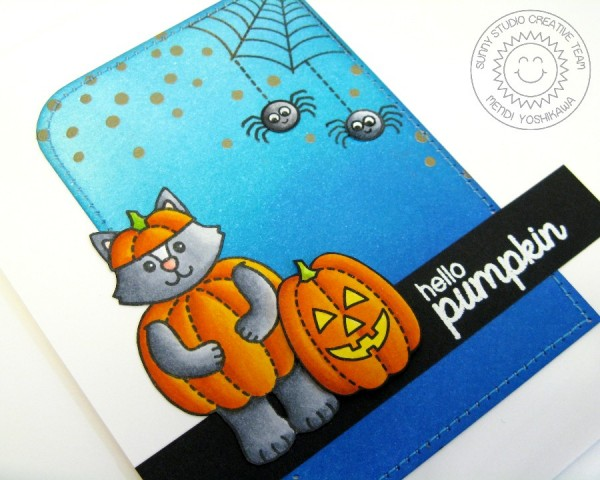 Halloween Cuties Spider Web Card-Blog2