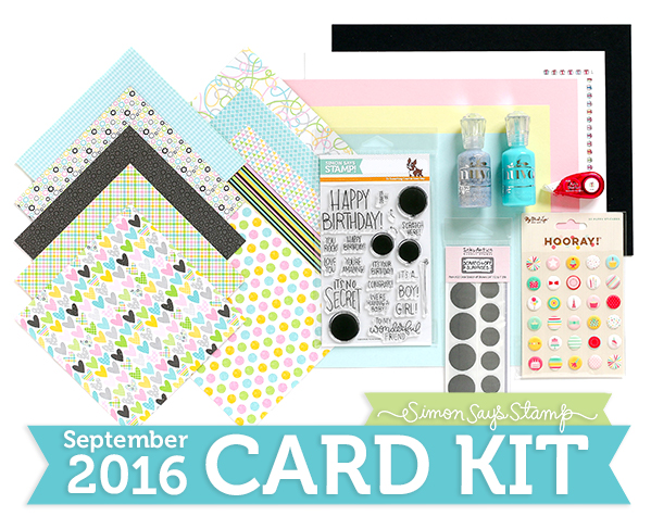 Sept Card Kit 600