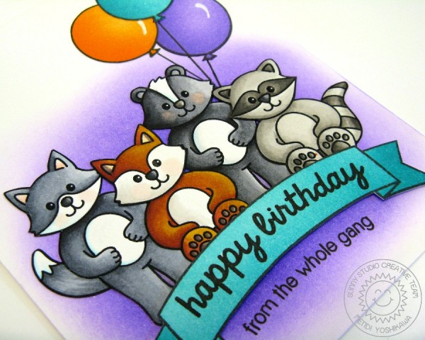 Woodsy Creatures Birthday Gang Card-Blog2