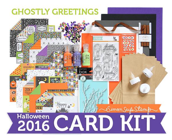 Halloween Card Kit 600