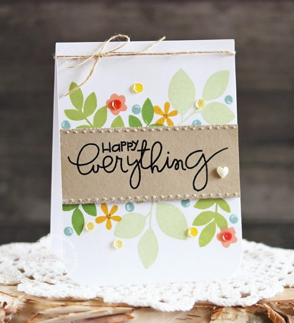 Happy Everything by Laurie Schmidlin