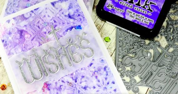 Debossing Distress Ink Penny Black_5