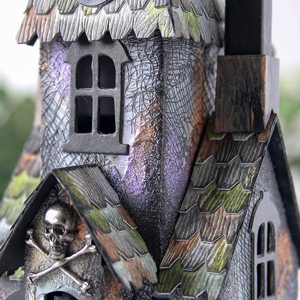 Shari Carroll Siz Haunted Mansion 2