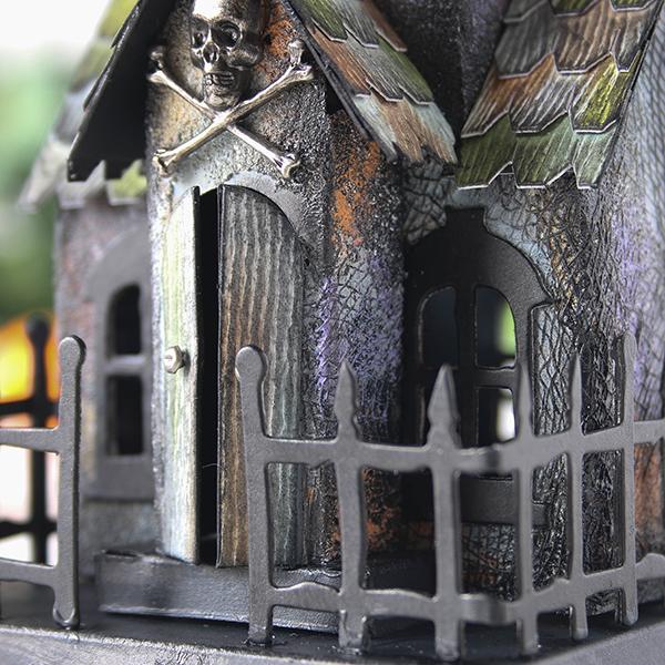 Shari Carroll Siz Haunted Mansion 3
